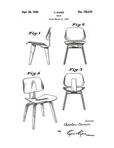 Modern furniture design sketches Basic Furniture Items Similar To Charles Ray Eames Molded Plywood Chair Black On Etsy Srjccsclub 10 Best Chair Sketch Images Chairs Modern Furniture Sketches