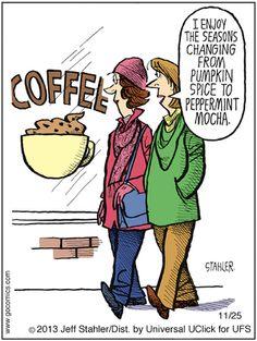 Winter coffee NEW Peppermint Mocha Recipe.only healthier :) Merry Minty Mocha - Team Nutrition Genius Coffee Talk, Coffee Is Life, I Love Coffee, My Coffee, Morning Coffee, Coffee Lovers, Coffee Break, Coffee Shop, Coffee Menu