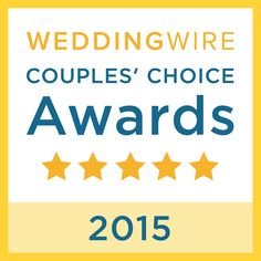 Something 2 Dance 2 is thrilled to announce that we've been selected as a winner of the prestigious WeddingWire Couples' Choice Award® 2015 for Wedding DJ Entertainment in the Chicagoland area! The WeddingWire Couples' Choice Award® 2015 recognizes the top 5% of wedding professionals who demonstrate excellence in quality, service, responsiveness and professionalism.