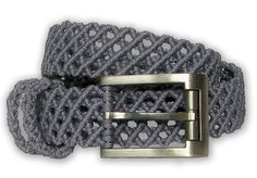 Плетеный мужской ремень Crochet Belt, Macrame Design, Handmade Purses, Macrame Patterns, Basket Weaving, Fashion Jewelry, Knitting, Women's Belts, Necklaces