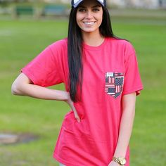 Hello Monday, we're ready for you  #FraternityCollection #PocketTee