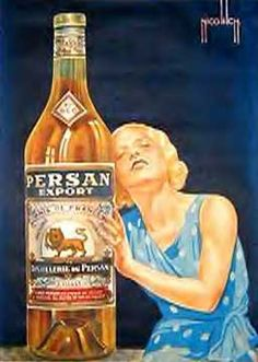 Persan Export, Nicolitch, 1935