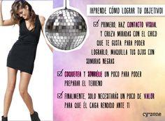 #PrimerasVecesbyCyzone - Saco a bailar a un chico