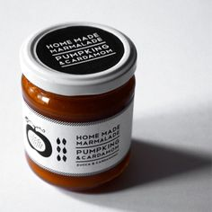 Home made Marmalade on Behance