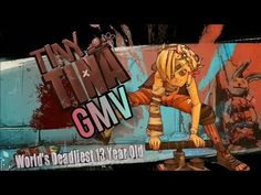 Tiny Tina GMV // Ankle Biter | Cooplex, LBLVNC & RIELL [Lyrics] - YouTube, Borderlands Music Video Tiny Tina, Borderlands, 13 Year Olds, Funny Moments, Music Videos, Lyrics, Animation, Ankle, Youtube