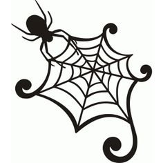 Spider Web Halloween Horror Vinyl Car Decal Bumper Window Sticker Any Color Multiple Sizes halloween shilouettes Holidays Halloween, Fall Halloween, Halloween Crafts, Halloween Decorations, Halloween Spider, Silhouette Cameo Projects, Silhouette Design, Halloween Imagem, Halloween Silhouettes