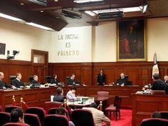 <p>Ciudad de México.- Tras dos sesiones de intenso debate, la Suprema Corte de Justicia de la Nación concluyó que los adolescentes acusados
