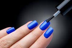 awesome Красивый синий маникюр (50 фото) — Оригинальные идеи дизайна ногтей