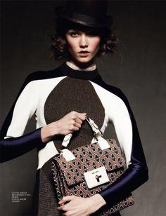 #Karlie #Kloss | Inspiration for #Editorial #Fashion #Photographer #Drew #Denny