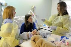 Serious play: Child life specialists help young patients deal with hospital stay | al.com