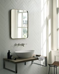 Update your home with these fun tile shapes and patterns.