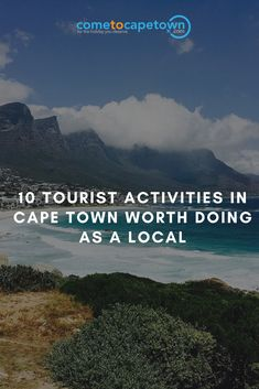 To help you enjoy your home city even more, we've put together a list of our favourite, local-approved tourist activities in Cape Town.