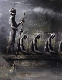 Ship of Fools, by David Ho