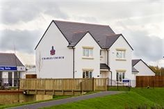 Charles Church are pleased to announce their latest development of two, three, four and five bedroom homes at Parklands at Glan Llyn, Newport. New Home Designs, New Homes For Sale, Apartments For Sale, Newport, Wales, House Design, Traditional, Mansions, Bedroom