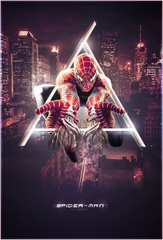 #Spiderman #Fan #Art. (The Amazing Spiderman Poster) By: SuperFFC. ÅWESOMENESS!!!™ Give me an Å!!!™