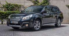 Subaru Outback 2.0TD Executive Plus Lineartronic (5p) (150cv) 2014 (Diésel) - #Clicars #Coche #BuenaMano #Certificación #Motor #auto #vehículo #car #motor #carroceria