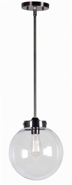 Haverhill 1 Light Globe Pendant