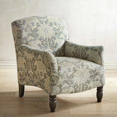 Frankie Gray Elephant Armchair