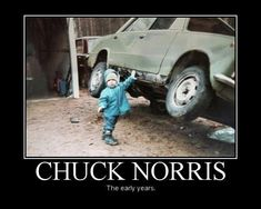 Chuck Norris steals pics of young Superman. He's that crazy. Funny Babies, Funny Kids, The Funny, Gym Humor, Workout Humor, Fitness Humor, Fitness Fun, Fitness Motivation, Texts