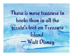 Bookish treasure