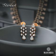 Diamond Earrings Indian, Diamond Jewellery, Diamond Studs, Diamond Rings, Gold Earrings, Jewelry Ads, Jewelry Gifts, Jewlery, Gold Jewellery Design