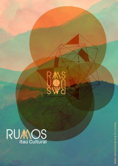 Em 2013, o Rumos Itaú Cultural apresenta mudanças profundas e estruturais em seu conceito, fruto do diálogo entre artistas, produtores, pesquisadores, cientistas e gestores da instituição.