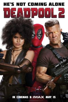 """The new trailer for """"Deadpool 2"""" shows the members of X-Force"""