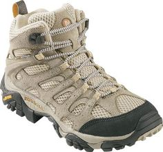 8f43cac7762 My last Merrell hiking boots took 9 years to wearout. I wonder if they are