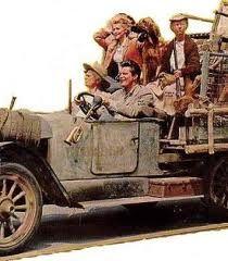 The Beverly Hillbillies Truck