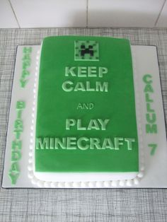 Minecraft cake...if only Jake was still alive for his 21st b-day :(   Thank you for all the repins, I feel like my son is smiling at me each time I get a notification. It's been a blessing <3