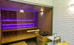 Sauna Comfort Line - realizacja w Hotelu Willa Odkrywców w Szklarskiej Porębie #sauna #sauny #comfort #wellness W Hotel, Blinds, Curtains, Design, Home Decor, Decoration Home, Room Decor, Shades Blinds