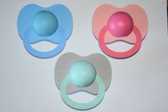 16 Pacifier Favor Cards with Cutout for Eos Lip Balm by TheSavvyCenter on Etsy https://www.etsy.com/listing/265932656/16-pacifier-favor-cards-with-cutout-for