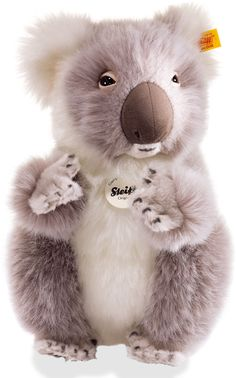 Could this Steiff Koala be any cuter!? Must add to my kollection!!!