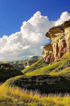 Mushroom Rocks, South Africa. We could look at this all day!