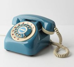 Obsessed With Retro : A true, personal story from the experience, I Want a Rotary Dial Phone. I love all things retro- especially the and I want a pale pink or baby blue rotary phone! Love Vintage, Vintage Design, Retro Vintage, Retro Design, Vintage Items, Rotary, Retro Phone, Vintage Phones, Frugal Family