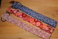Ten minute fabric headband