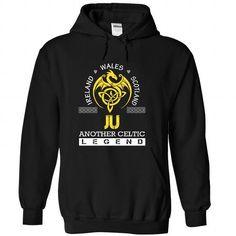 I Love JU T-Shirts