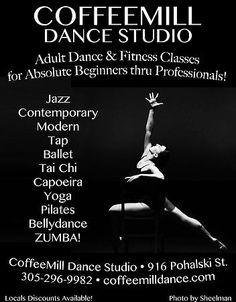 CoffeeMill Dance Studio