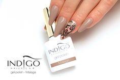 Simple Nail Designs, Nail Art Designs, Indigo Nails, Indigo Colour, Cat Nails, Easy Nail Art, Nail Arts, Double Tap, Beauty Nails