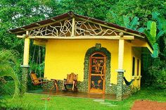 Tiny House Vacations:  Costa Rica
