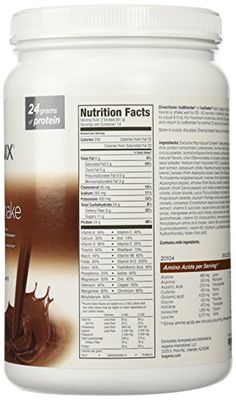 New Isagenix Isalean® Shake Creamy Dutch Chocolate Protein Shake – 14 Meals (30.1oz Canister).  IsaLean® Shakes are delicious, nutritionally complete meal replacements that take your health and performance to new levels.  Packed with premium nutrition that includes a balanced ratio of high-quality protein, healthy fats and energy-boosting carbohydrates, IsaLean Shakes support weight loss and an increase in lean body mass. IsaLean Shakes contain no artificial colors, flavors, sweetene..