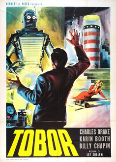 Tobor the Great movie poster