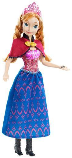 Muñeca Ana musical Frozen