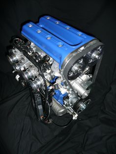 Complete Twin Kam Engines