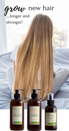 These products clean away the impurities that could be clogging your hair follicles, and it also strengthens them to stimulate hair growth. Increase Hair Growth, Hair Loss Women, Hair Growth Tips, Shiny Hair, Grow Hair, Hair Hacks, Vitis Vinifera, Hair Care, Beauty Hacks