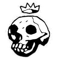 Mike Mignola Skull