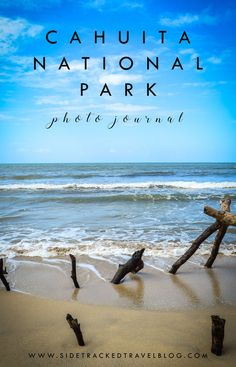 Cahuita National Park, on Costa Rica's Caribbean coast, is home to beautiful…
