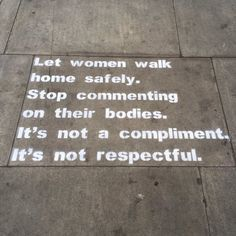 """7,436 Likes, 68 Comments - FEMALE COLLECTIVE (@femalecollective) on Instagram: """"In other words...STFU!"""""""