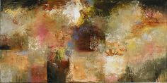 Postcards from Florence by Lisa Boardwine Acrylic ~ 24 x 48