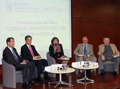 Presenta EGADE primer libro sobre cooperación en cambio climático en América del Norte